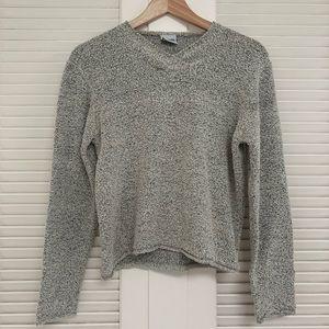 Columbia acrylic blend sweater knit